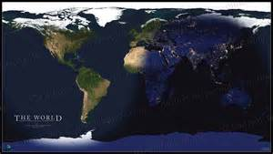 World Satellite Map by World Satellite Map Showing Daylight And Darkness