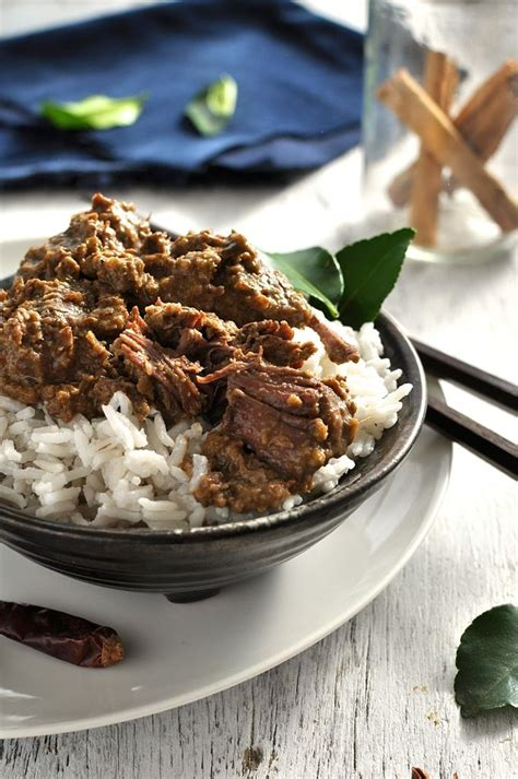 check  beef rendang   easy   curry