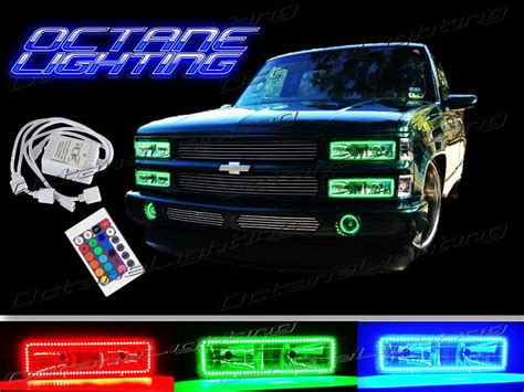 color changing led headlights color changing headlights rainbow brites color changing