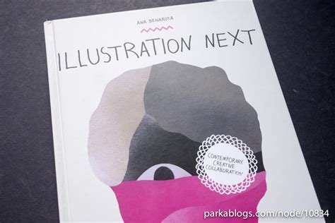libro illustration next contemporary creative art book reviews parka blogs
