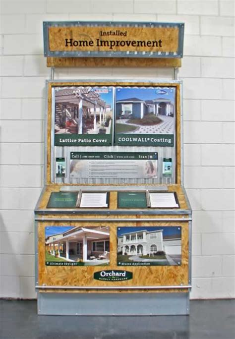 home improvement displays simply displays
