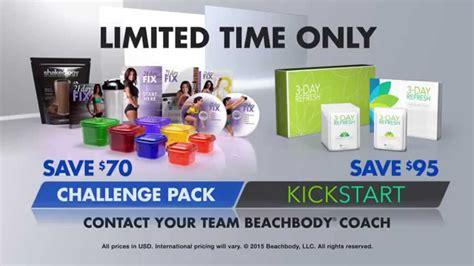 21 day shakeology challenge 21 day fix and shakeology kickstart challenge pack