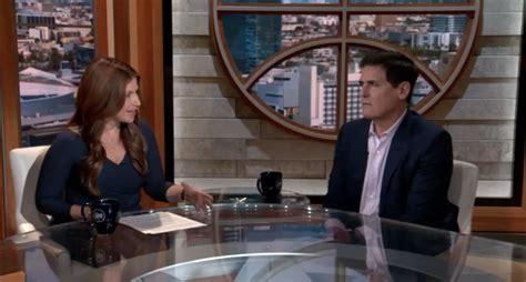 rachel nichols cuban rachel nichols slayed her interview with mark cuban while