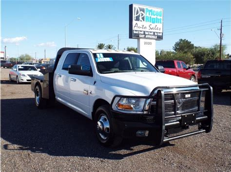 2011 dodge cummins for sale ram 3500 mega cab dually for sale 42 used cars from 26 500