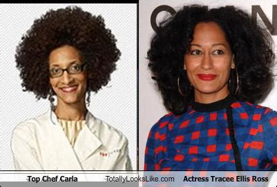 tracee ellis ross chef top chef carla totally looks like actress tracee ellis