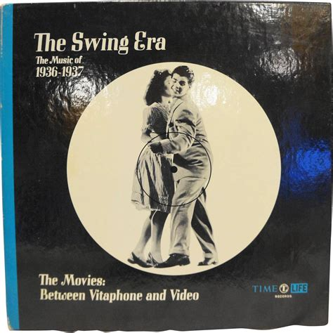swing era time the swing era vinyl record book set 1936 1937