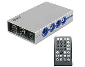 Epro Usb Tv Box Fm Tuner Ext Remote Cable Mmi 1 epro usb tv tuner box toko sigma