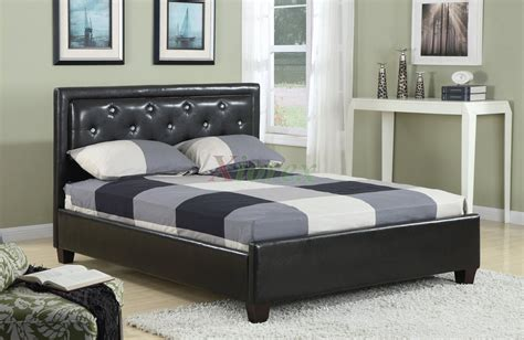 platform bed with tufted headboard upholstered platform bed furniture with tufted headboard