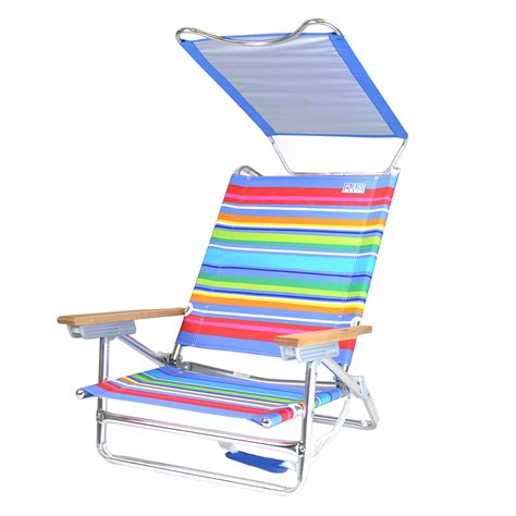 beach chair with awning epic rio beach chair with canopy 33 for beach chair for