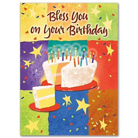 Religious Birthday Card Religious Birthday Cards The Printery House