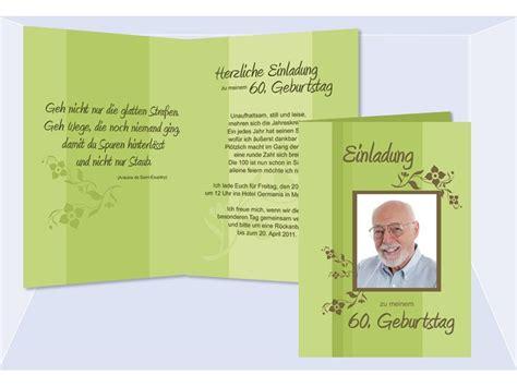Muster Einladung Jubiläum Einladungen Zum 60 Geburtstag Gestalten Epagini Info