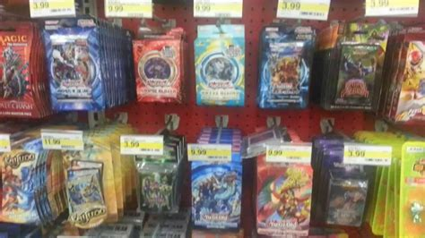 Target Gift Card Collection - yugioh trading cards pack collection best target 2013 youtube