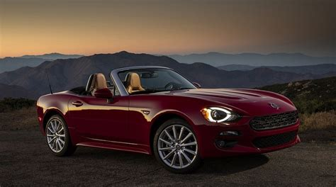 2019 Fiat 124 Release Date by 2019 Fiat 124 Spider Release Date Fiat Review