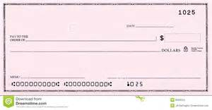 blank check with false numbers stock images image 8203024