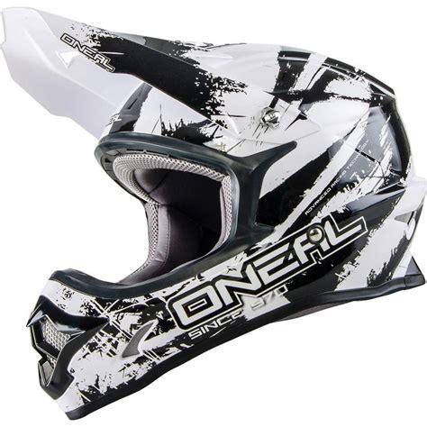 oneal motocross helmets oneal 3 series shocker motocross helmet motocross