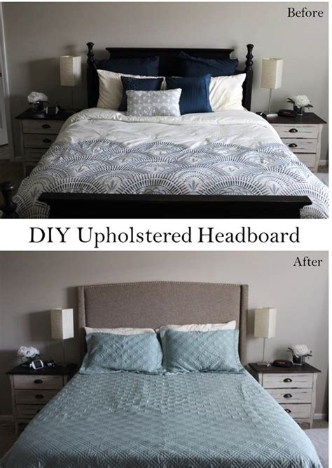 diy upholstered headboard and footboard diy upholstered headboard the style files