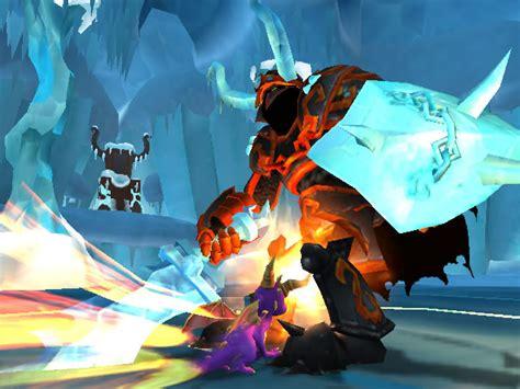 ice golem pattern quest redeemed the legend of spyro a new beginning