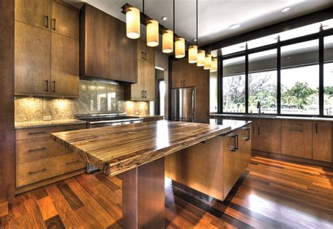 zebra wood cabinets kitchen modern 2013 kitchen cabinets countertops materials styles atlanta home improvement