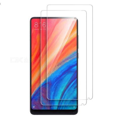Clear Tempered Glass Xiaomi Mi Mix naxtop 2 5d tempered glass screen protectors for xiaomi mi mix 2s transparent 2 pcs free