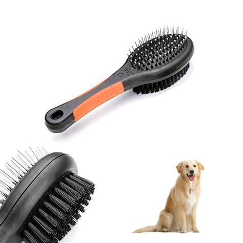 comb forward haircoat double sided pet brush dog cat hair grooming coat comb fur