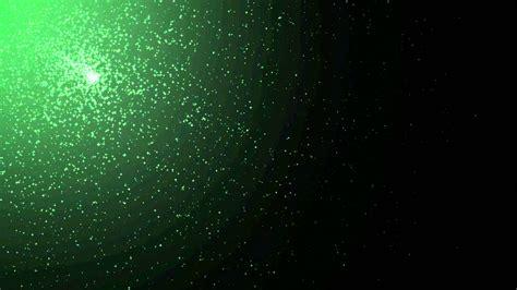 Emerald Black Syari green across black background animation free footage