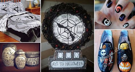 gifts for tim burton fans nightmare before gift ideas decorating