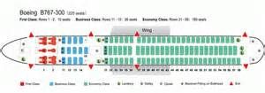 air canada 767 seat map air china airlines boeing 767 300 aircraft seating chart
