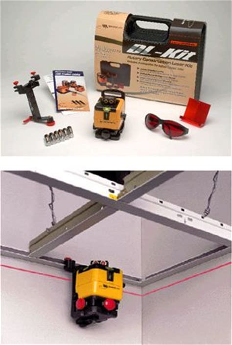 Laser Level For Ceiling by Dual Laser Ceiling Kit X Accessories Laser Level Shop