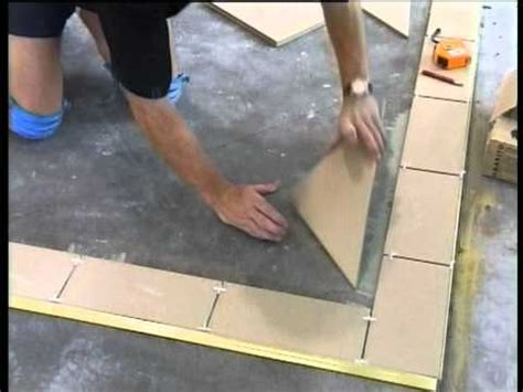 how to tile grout part 3 tiling the floor the best way