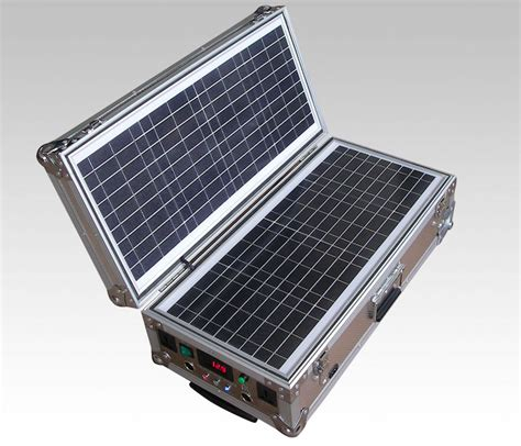 masaki solar emergency l iqmilitary emergency portable solar power generator