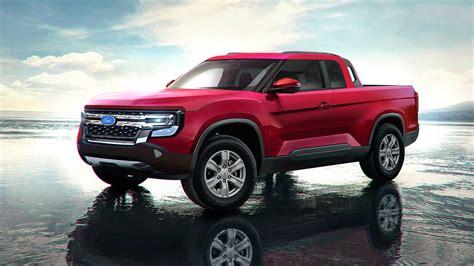 ford maverick compact pickup trucks  confirmed