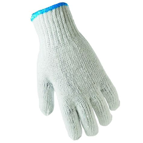 string knit gloves true grip fits all white string knit gloves 9190 26 the