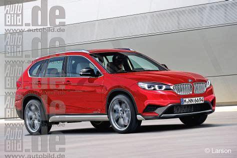 bmw x1 bis x7: sieben neue modelle bis 2018 autobild.de