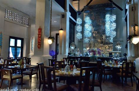 Dining Room Banquettes by Jim Thompson Thai Restaurant Amp Wine Bar Singapore Asia