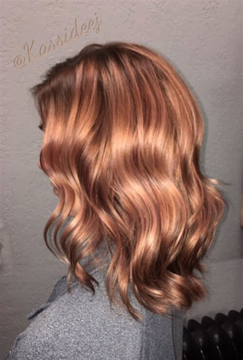 hair color gold 71 gold hair color ideas for 2018