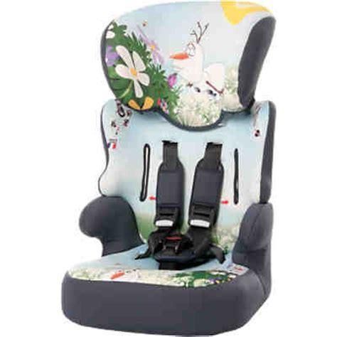 Auto Kindersitz Disney by Auto Kindersitz Beline Sp Disney Die Eisk 246 Nigin Olaf