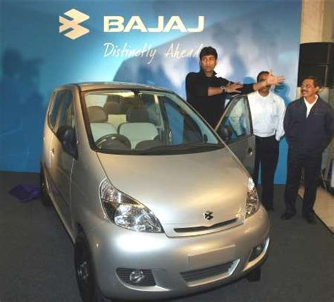 bajaj new small car bajaj to launch its small car in india by next year