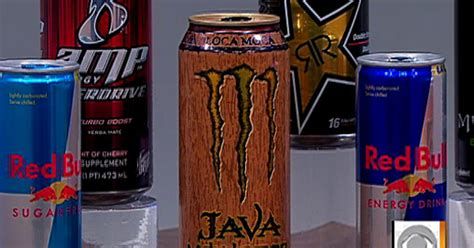 energy drinks bad are energy drinks bad for you cbs news
