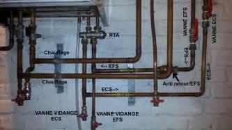 mont 233 e en pression eau chaude sanitaire frisquet