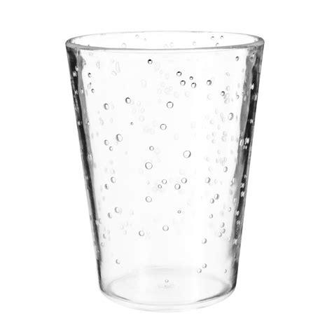 maison du monde bicchieri bicchiere a bolle in plastica maisons du monde