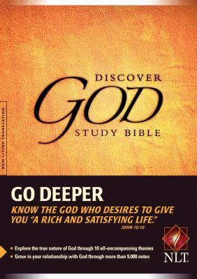 god of creation bible study book a study of genesis 1 11 books discover god study bible nlt book by bill bright editor