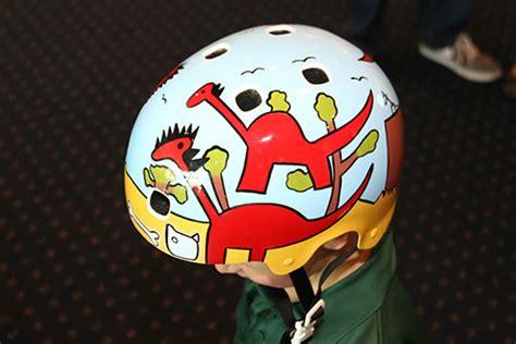 design a helmet competition kodie savill s artwork