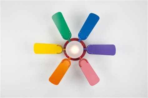 colorful ceiling fans more irony as the house contradicts itself on energy