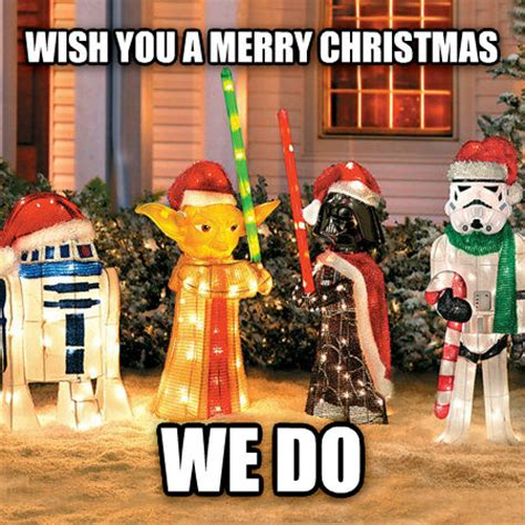 Star Wars Christmas Meme - livememe com star wars christmas