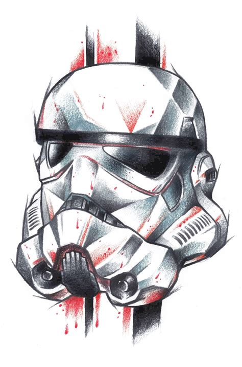 stormtrooper helmet design stormtrooper drawing eyeem