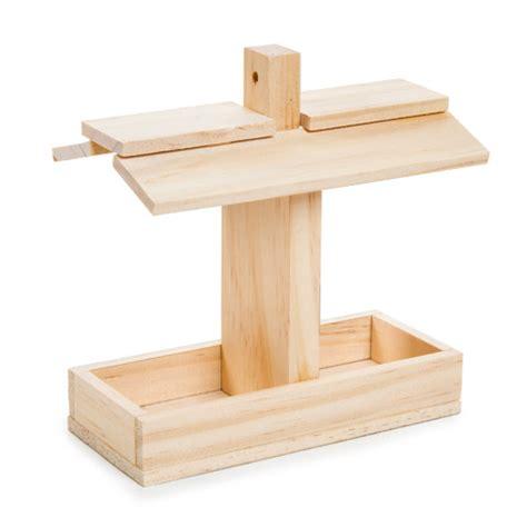 wood craft kits for unfinished wood model bird feeder kit craft kits