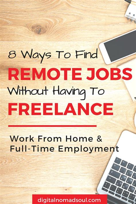 Find Jobs Online To Work From Home - 8 ways to find remote jobs in 2018 these companies want