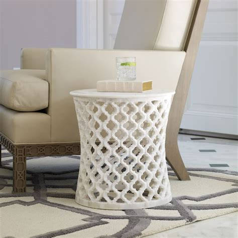 white drum end table white drum accent table tedx designs the amazing style