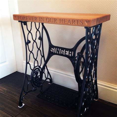 Singer Sewing Machine Desk by Singer Sewing Machine Table Top Make Me Something Special