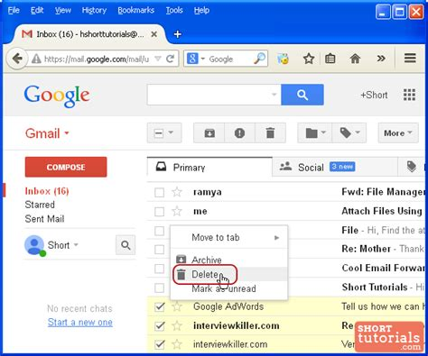 Exceptional Christmas Images For Email Messages #3: Delete-selected-mails-in-gmail1.png